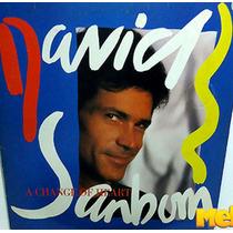 David Sanborn 1987 A Change Of Heart Lp