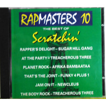 Funk Black Miame Frestyle Cd Rap Masters 10 The Best Of