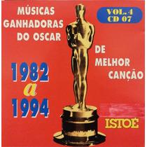 Cd Musicas Ganhadoras Do Oscar De Melhor Canção Vol 4