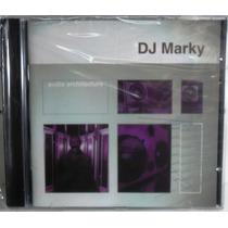 Dance Funk Disco Pop Cd Dj Marky Audio Architecture 1 Raro