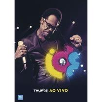 Thalles Roberto Dvd - Ide - Lçto - Original