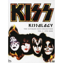 Dvd Kiss Kiss: Kissology - The Ultimate Kiss Collection Vol3
