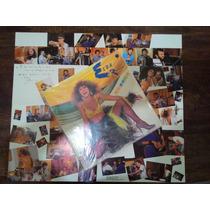 Lp Elba Ramalho - Fogo Na Mistura Com Encarte 1985 Disco