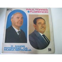 Lp = Raul Torres E Florencio - Jacaré No Caminho