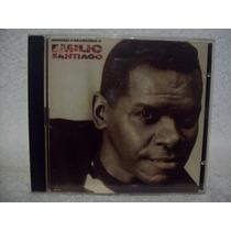 Cd Emílio Santiago- Aquarela Brasileira 6- Som Livre 1993