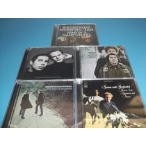 Simon And Garfunkel - Coleção Completa/ 5 Cds Remasterizados