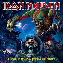 Iron Maiden The Final Frontier (cd Novo E Lacrado)