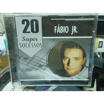 Fabio Jr.-20 Sucessos -novo,lacrado,frete Grátis!!!