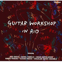 Cd Guitar Workshop In Rio - 1991 - João Bosco Rafael Rabello