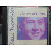 Cd Altemar Dutra - Meus Momentos