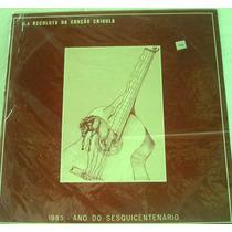 Vinil/lp - Ii Reculuta Da Canção Crioula