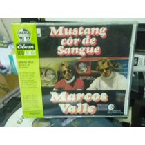 Marcos Valle-mustang Cor De Sa -novo,lacrado,frete Grátis!!!