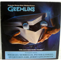Vinil/lp - Gremlins - From The Warner Bros. Motion Picture