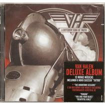 Cd Van Halen - A Different Kind Of Truth Deluxe Album - Novo