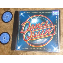Cd Dance Queens (95) Alicia Bridges Donna Summer Diana Ross