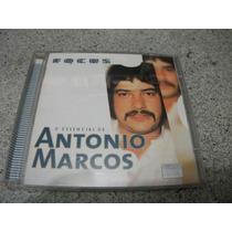 Cd - Antonio Marcos Focus 20 Sucessos