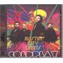 Coldplay Austin City Limits Cd Picture Raro Novo Original La