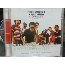 Cd Chico Science & Nação Zumbi - Maxximun