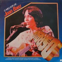 Lp - Joan Baez - O Melhor De Joan Baez - Vinil Raro
