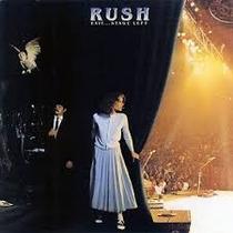 Rush Exit Stage Left (cd Novo E Lacrado)