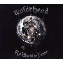 Motor Head The World Is Yours Cd Original Lacrado
