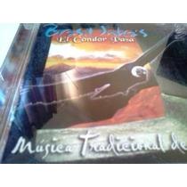 Cd Brasil Inkas El Condor Pasa Musica Trad De Los Andes