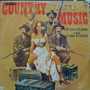 Lp - Country Music - O Melhor Do Far-west - Vinil Raro