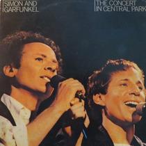 Lp - Simon And Garfunkel - The Concert In Centra Vinil Raro