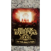 Dvd The Black Eyedpeas/live From Sydney To Vegas