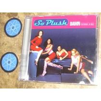 Cd Single Imp So Plush - Damn (1999) C/ Ja Rule