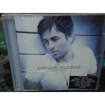 Enrique Iglesias-greatest Hits -novo-lacrado-frete Gratis!!