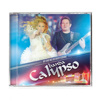 Cd Banda Calypso Ao Vivo No Distrito Federal - Original