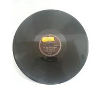 Disco 78 Rpm: Mario Gennari Filho Com Ritmo - Frete Grátis