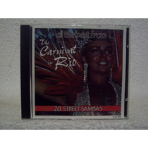 Cd All The Best From- The Carnival In Rio- Importado