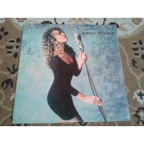 Lp Mariah Carey - Single Vision Of Love / Sent From Up Above