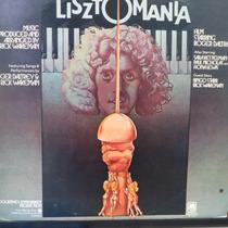 Lp - Rick Wakeman - Roger Daltrey - Lisztomania Vinil Raro