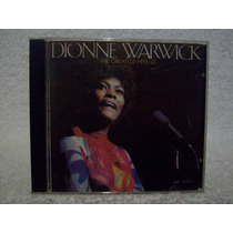 Cd Dionne Warwick- The 20 Greatest Hits