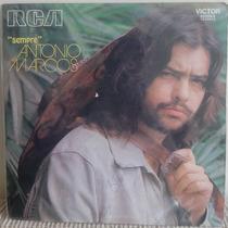 Lp Vinil - Antonio Marcos , Sempre