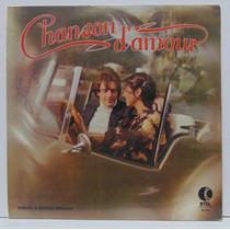 Lp Chanson Damour - 1979 - K-tel