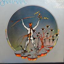 Lp - Santana - Greatest Hits Santana - Vinil Raro
