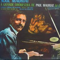 Lp - Soul Mauriat - A Grande Orchestra De Paul M Vinil Raro
