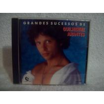 Cd Guilherme Arantes- Grandes Sucessos- Som Livre 1988- Raro