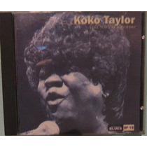 Cd Koko Taylor - Love You Like A Woman / Frete Gratis