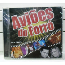 Axe Mpb Pagode Funk Cd Aviões Do Forro Cd Do Dvd Lacrado