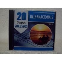 Cd 20 Super Sucessos Internacionais- Volume 3