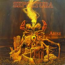 Lp - Sepultura - Arise - Vinil Raro