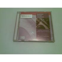 Cd Beethoven The Nine Symphonies 7ª 8ª Sinfonias