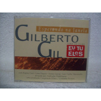 Cd Single Gilberto Gil- Esperando Na Janela