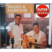 Cd Bruno E Marrone - Mega Hits (lacrado) Sony Music 2014