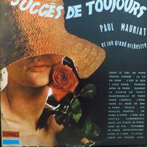 Lp - Paul Mauriat - Succes De Toujours - Vinil Raro